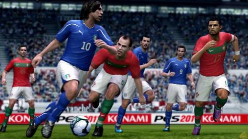 Pro Evolution Soccer 2011[Repack от Shepards]