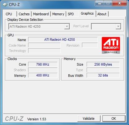 Foxconn A88GM Deluxe разгон GPU 1