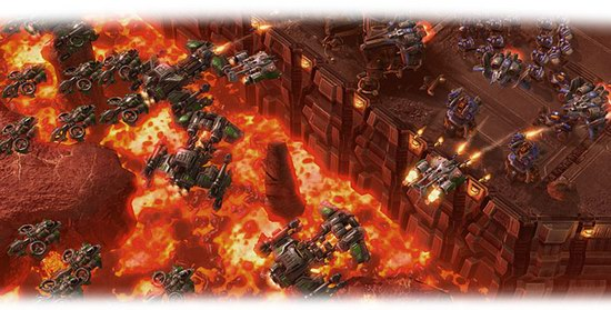 Тестирование StarCraft II