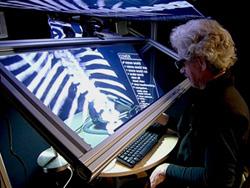 HUVR: теперь 3D-изображение можно трогать
