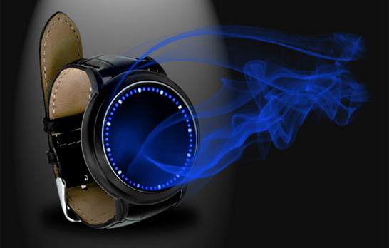 Abyss - наручные часы вдохновленные Японией.