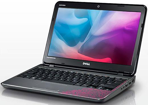 11,6-дюймовый ноутбук Inspiron M101z компании Dell