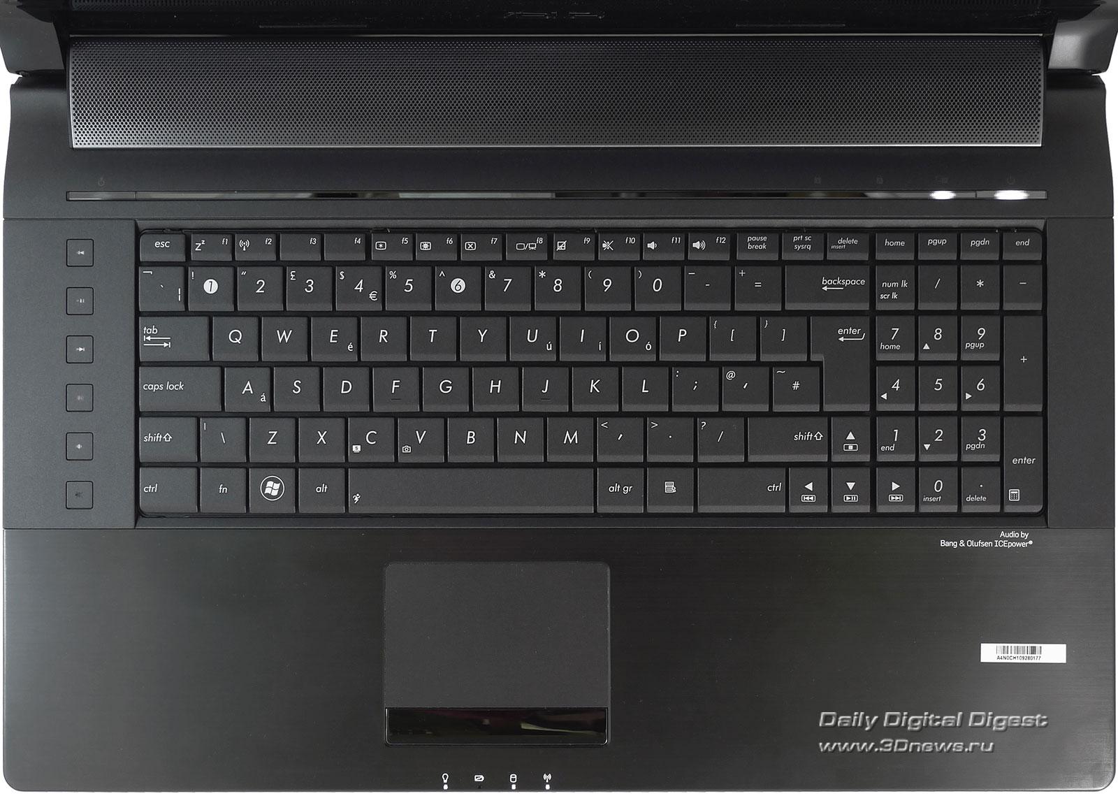 Картинки клавиатур ноутбуков