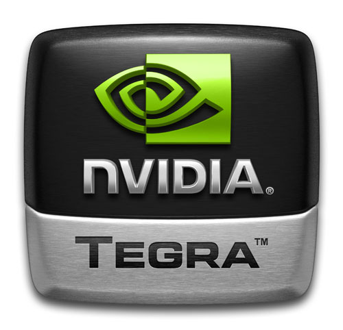 Логотип NVIDIA Tegra