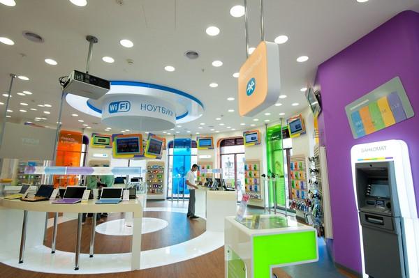 Ассортимент магазинов предлагает широкий выбор мобильных телефонов