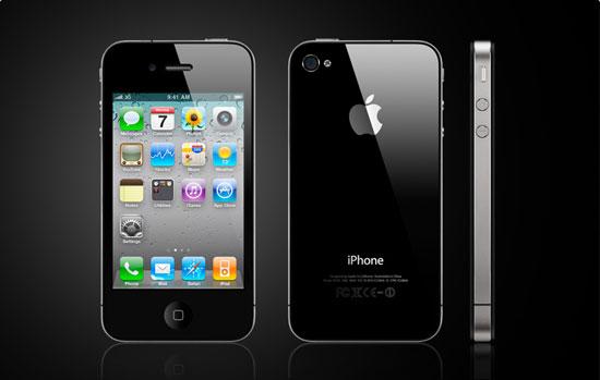 Apple iPhone 4 — с 22-го сентября в России