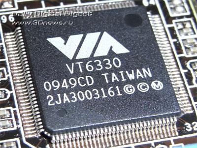 ASUS M4A88TD-V EVO/USB3 FireWire