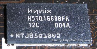 ASUS M4A88TD-V EVO/USB3 встроенная графическая память