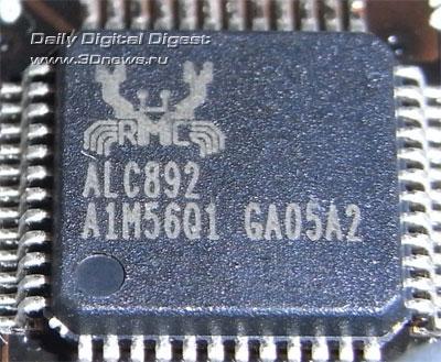 ASUS M4A88TD-V EVO/USB3 звук