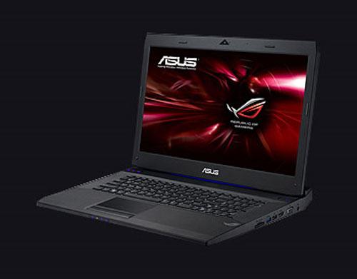 Игровые ноутбуки ASUS