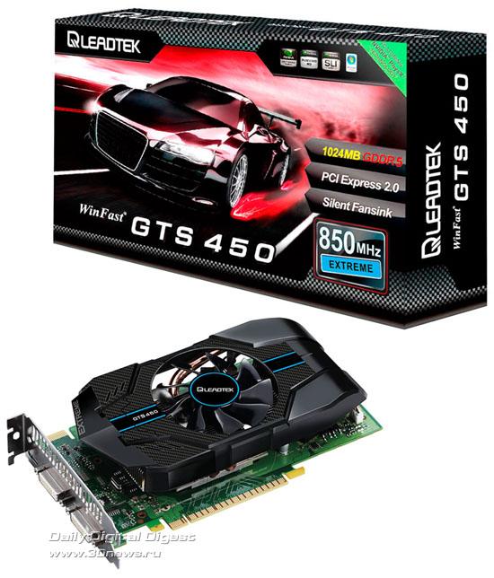 Leadtek WinFast GTS 450 Extreme