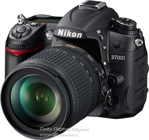 Nikon D7000 – компактная «цифрозеркалка» среднего уровня