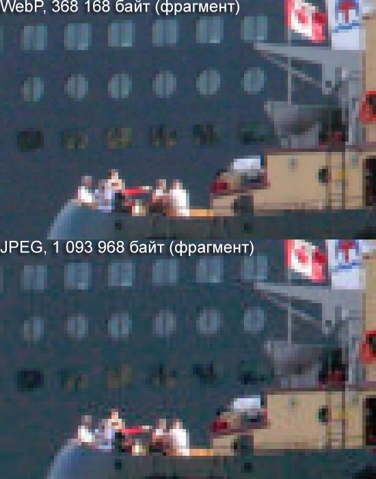 Google решила отправить JPEG на покой Comparison3