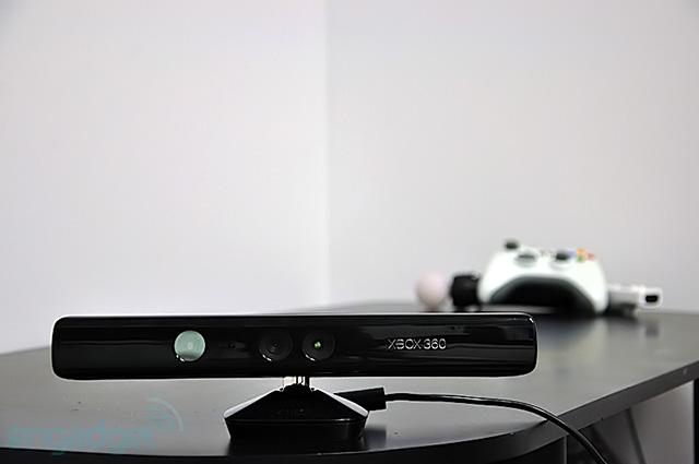 Обзор контроллера Xbox 360 Kinect