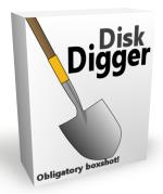 DiskDigger 1.0.7: восстановление потерянных данных