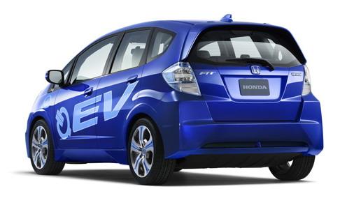 Honda Fit EV