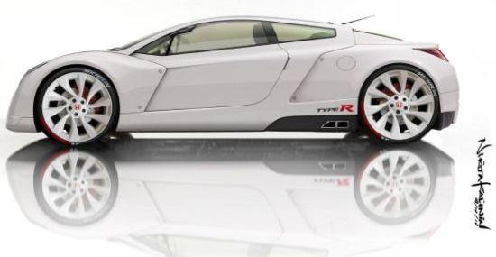 Honda X-Track hybrid concept