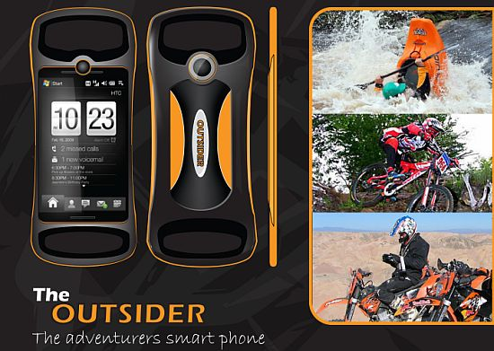HTC Outsider