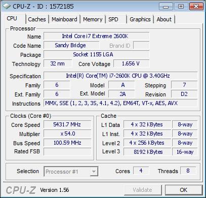 Новый BIOS поднимет порог разгона Sandy Bridge «К»