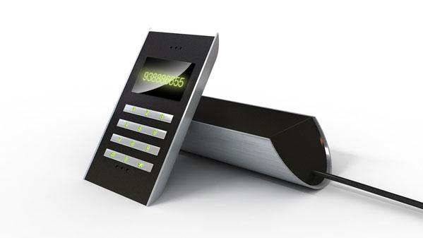 Беспроводной электромагнитный телефон Pophone