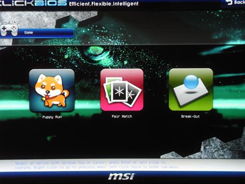 MSI P67A-GD65 игры