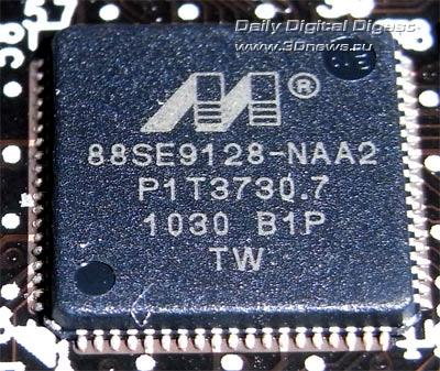MSI P55-GD85 SATA-контроллер 2