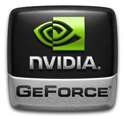Логотип NVIDIA GeForce