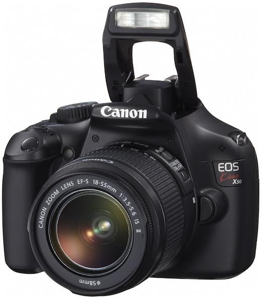 Цифровой фотоаппарат Canon EOS 1100D kit 18-55 DC III Black.