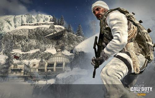 Call of Duty отправляется в будущее