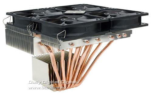 Кулер Scythe SUSANOO: 12 тепловых трубок, 3 радиатора, 4 вентилятора Scythe_SUSANOO_Pic_02