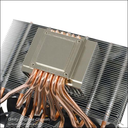 Кулер Scythe SUSANOO: 12 тепловых трубок, 3 радиатора, 4 вентилятора Scythe_SUSANOO_Pic_06