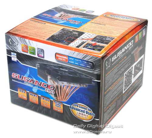 Кулер Scythe SUSANOO: 12 тепловых трубок, 3 радиатора, 4 вентилятора Scythe_SUSANOO_Pic_08