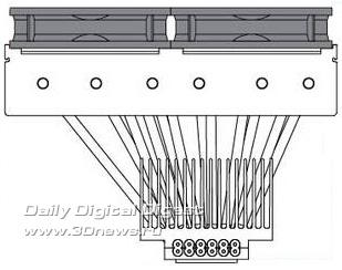 Кулер Scythe SUSANOO: 12 тепловых трубок, 3 радиатора, 4 вентилятора Scythe_SUSANOO_Pic_09