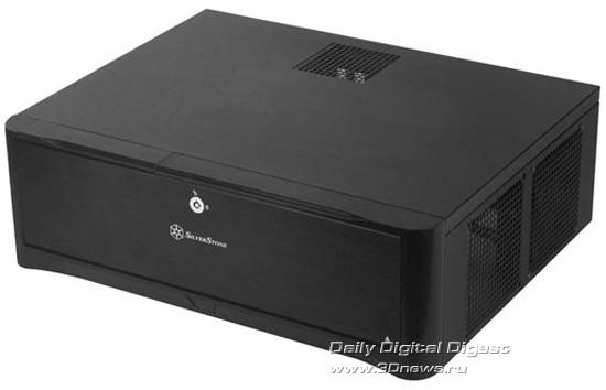 SilverStone GD06 – новый HTPC-корпус в линейке Grandia Series SilverStone_Grandia_Series_GD06_Pic_01