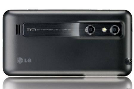 LG Optimus 3D ������� ������ ����������� � ������