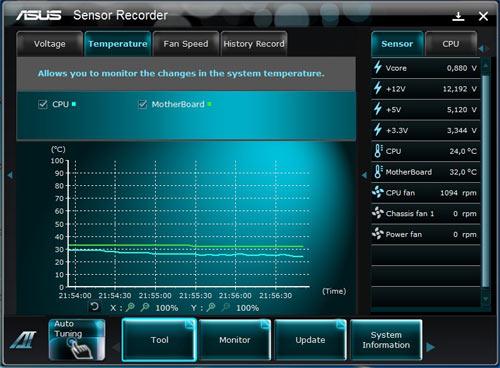 ASUS P8P67-M Pro AI Suite 1