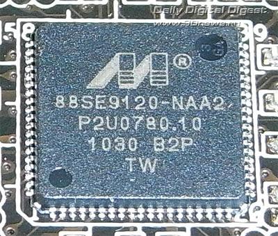 ASUS P8P67-M Pro SATA-контроллер 1