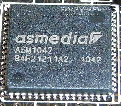 ASUS P8P67-M Pro контроллер USB 3.0