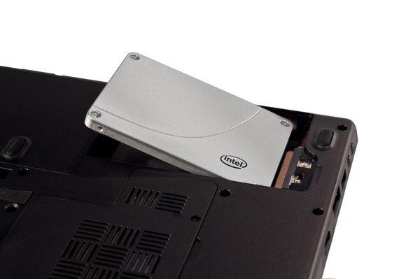 Intel SSD 320 для ноутбуков