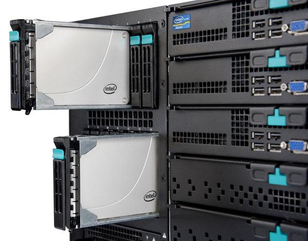 Intel SSD 320 для центров хранения данных