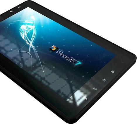 Viliv X70 на основе Atom Z670 — самый тонкий на сегодня планшет, работающий под управлением Windows 7