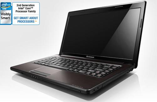 Lenovo проговорилась о мобильных процессорах Core i3-2330M, Pentium B940/B950