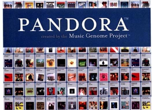 Pandora музыкальный сервис - фото 8