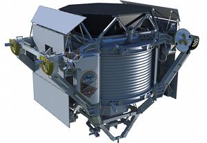Магнитный альфа-спектрометр AMS-02