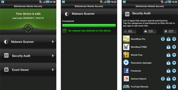 BitDefender выпустила антивирус для платформы Android