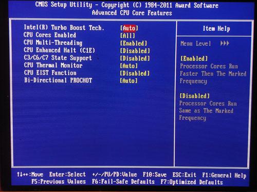 Gigabyte X58A-OC CPU 1