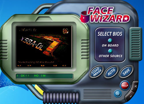 Gigabyte X58A-OC FaceWizard
