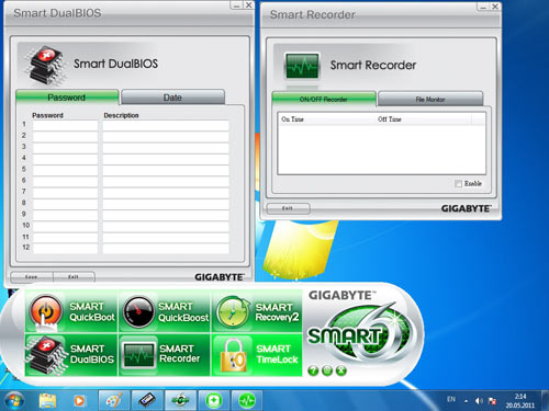 Gigabyte X58A-OC Smart 6