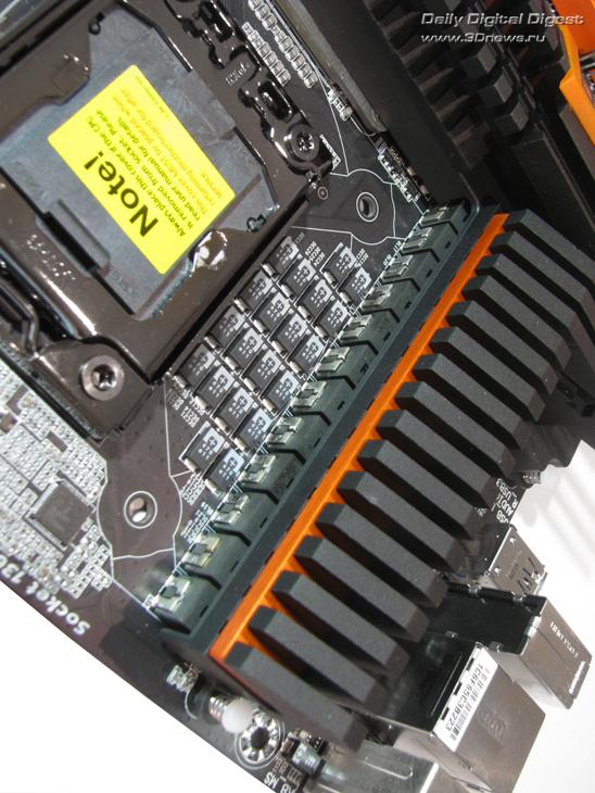 Gigabyte X58A-OC PWM