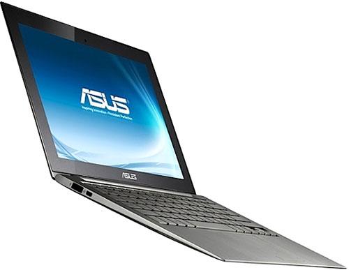 ASUS X21 — Intel приводит этот ноутбук на базе Sandy Bridge в качестве примера ультрабука